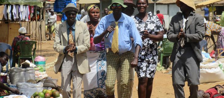 Mildmay Kenya – changing lives through Magnet Theatre