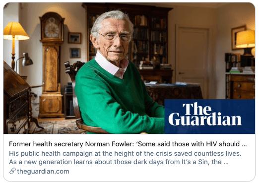 Norman Fowler Guardian article 17.03.2021