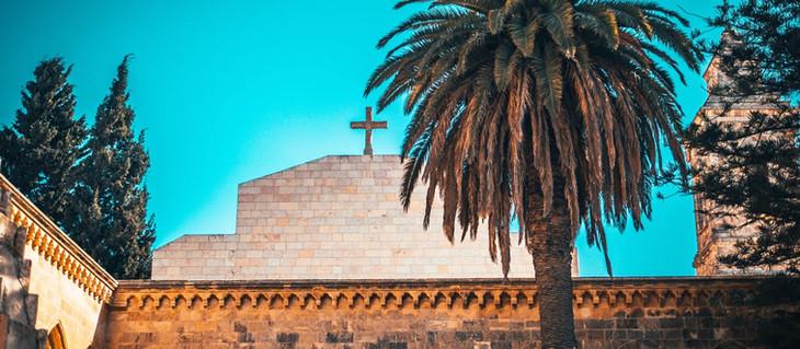 Palm Sunday and Holy Week 2021