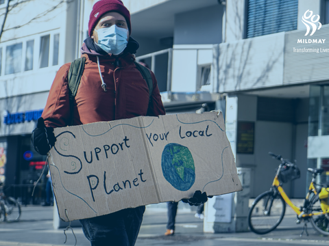 A message from our Chaplain about COP 26