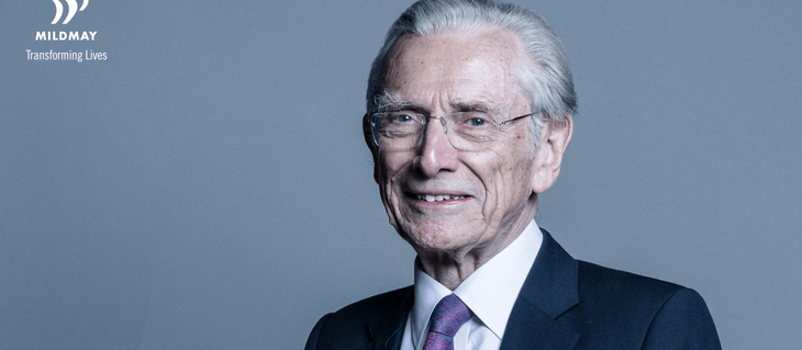 Our President, Lord Fowler stepping down as Lord Speaker
