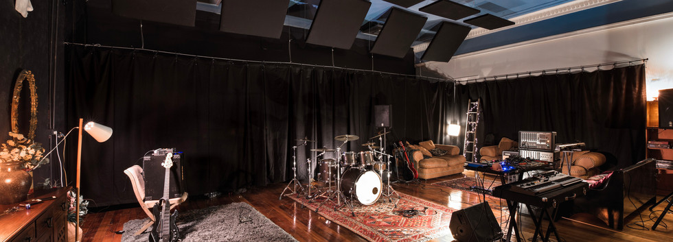 Band Recording view
