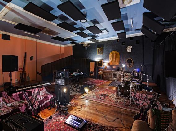 Band Recording set up