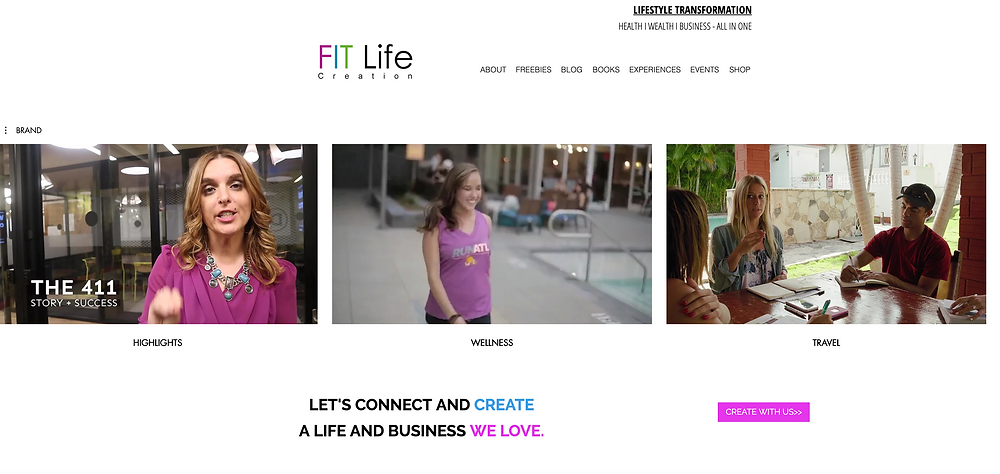 Lifestyle Transformation and Entrepreneurship for Brands