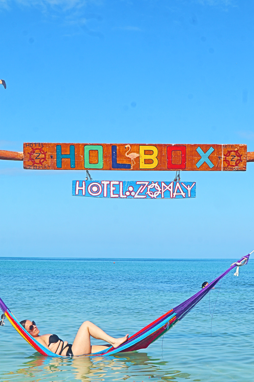Hanging Out at Holbox Island