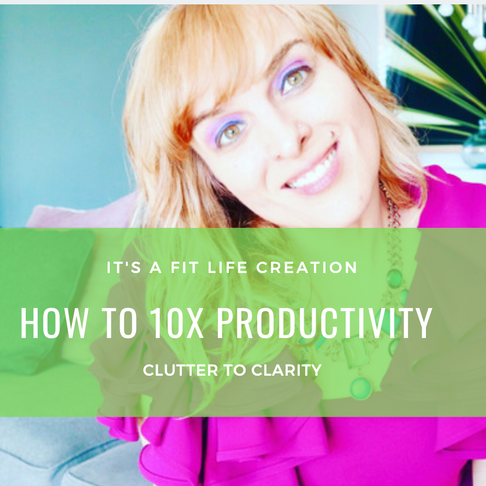 How to 10X Productivity