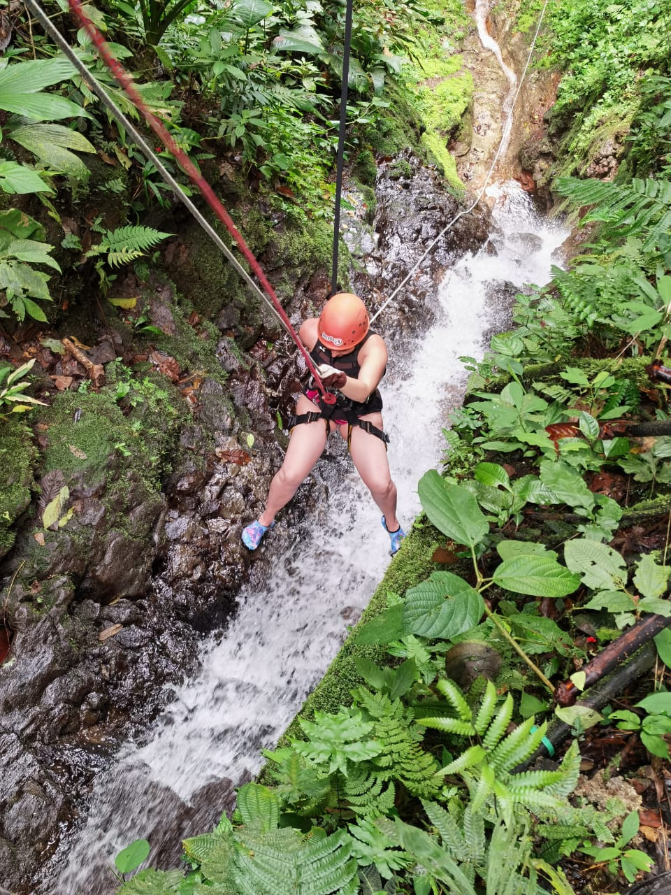 Canyoning with Desafio Adventure Company