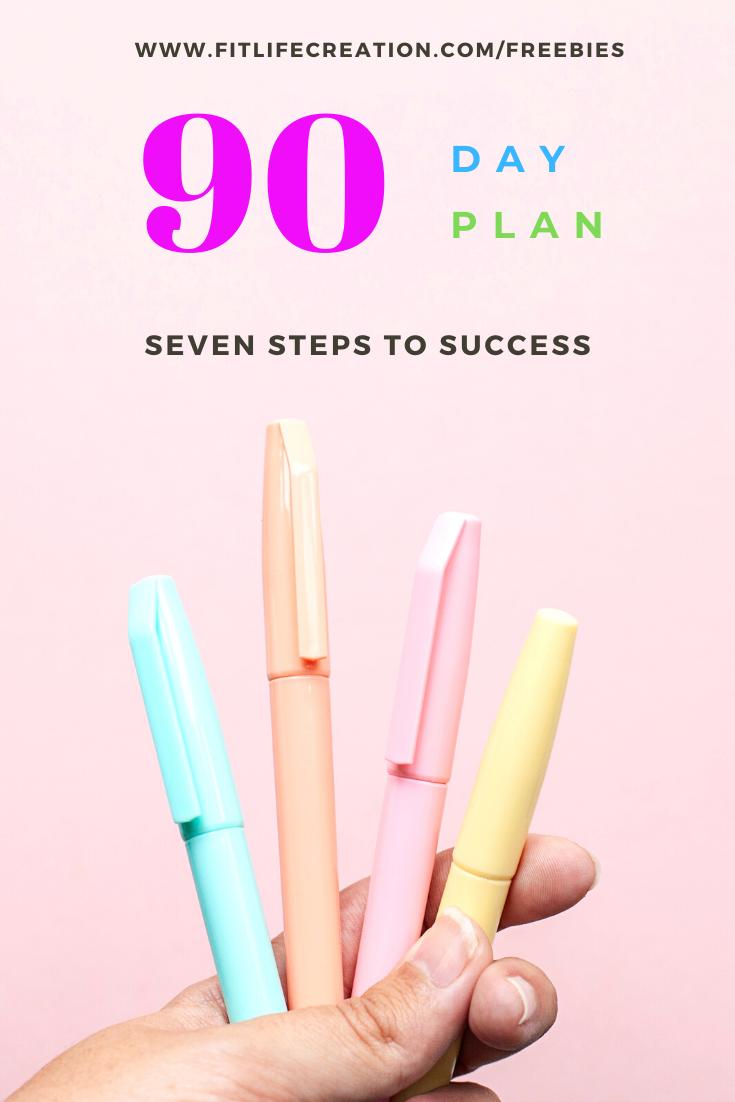 90 Day Plan