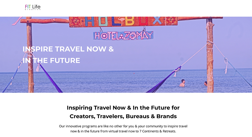 Inspire Travel Now & In The Future
