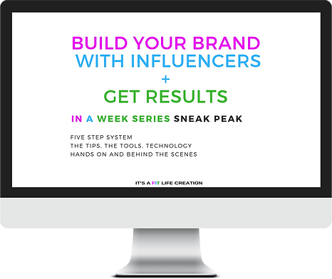 Build Your Brand with Influencers