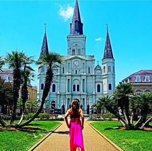 St Louis Cathedral: New Orleans, LA