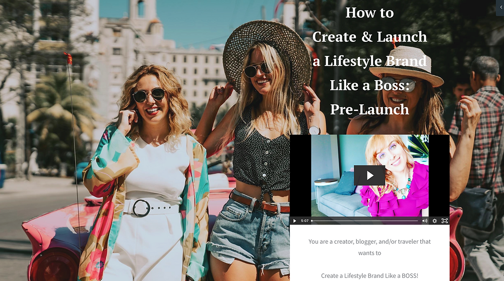 How to Create & Launch a Lifestyle Brand Like a Boss
