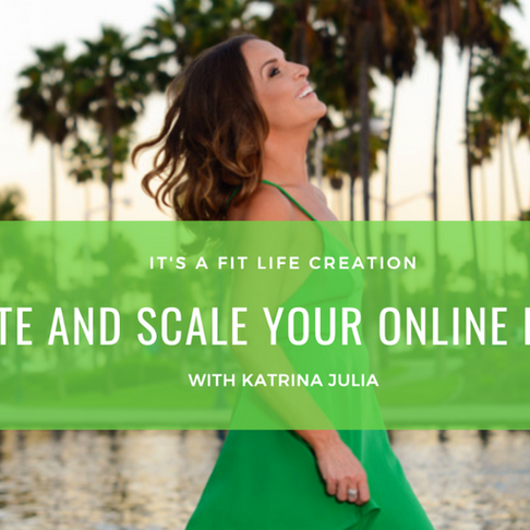 CREATE AND SCALE YOUR ONLINE EMPIRE: INSIGHT INTO CREATING ONLINE COURSES