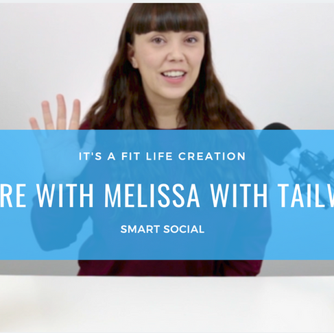Feature with Melissa, Community Manager for Tailwind: Tool for Pinterest + Instagram