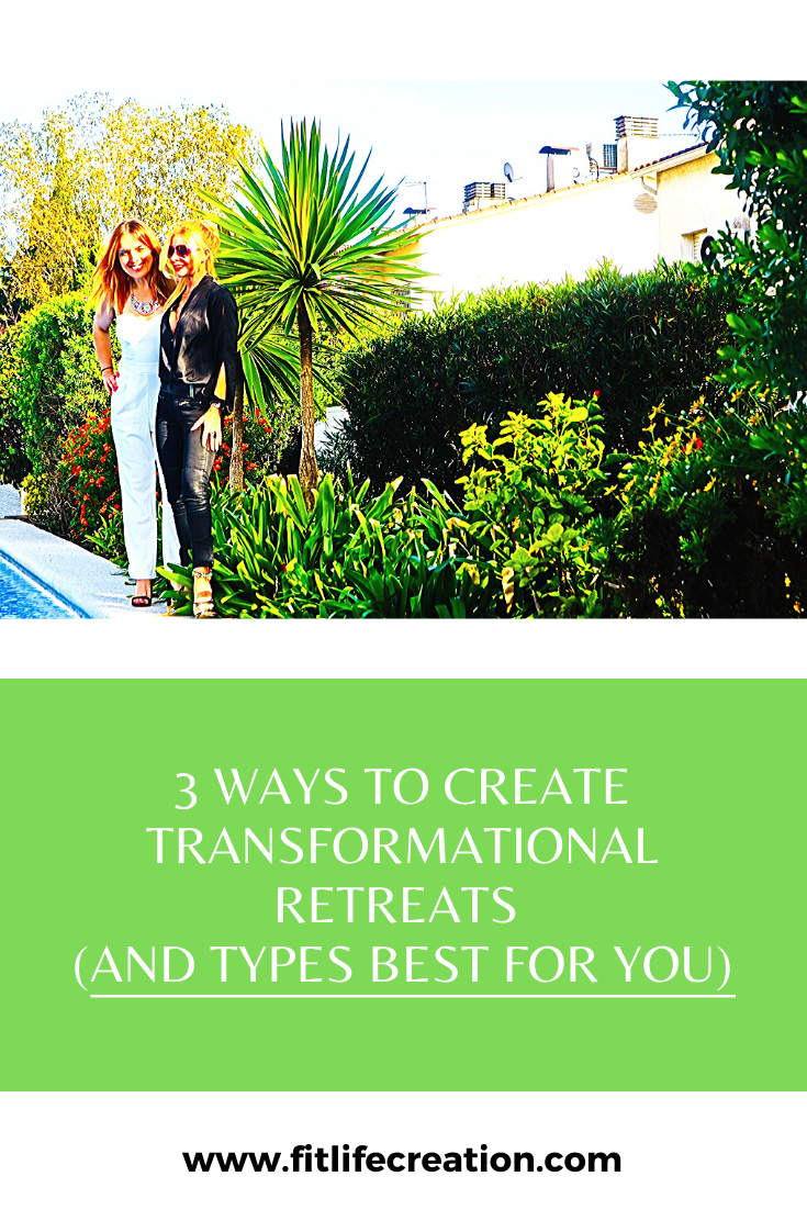 3 Ways to Create Transformational Retreats