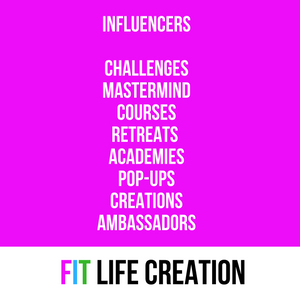 Influencer Community with Lifestyle Brand