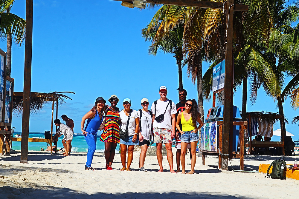 Isla Mujeres Walking tour with Airbnb