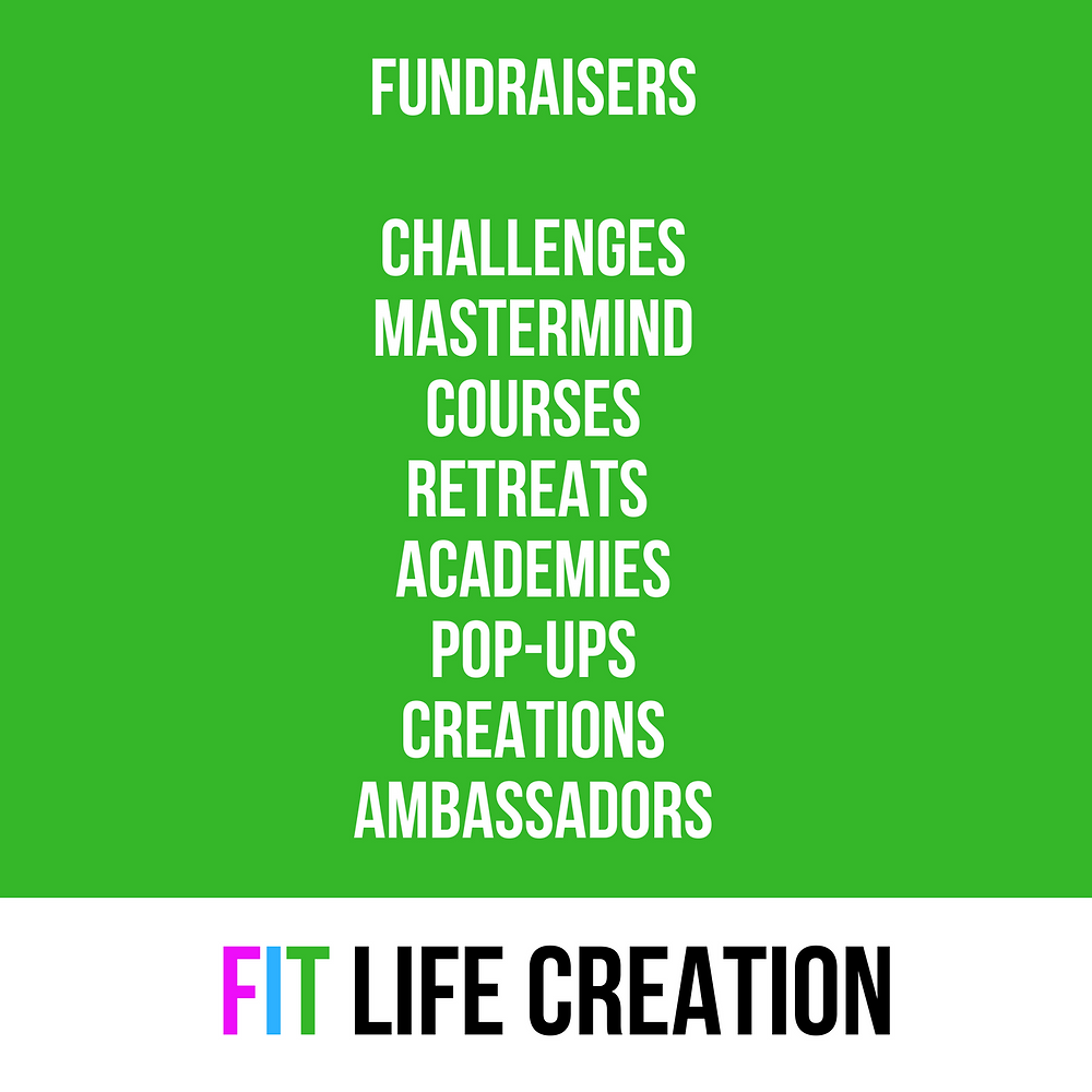 Fundraisers with Lifestyle Community