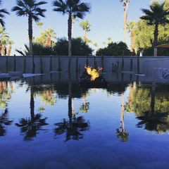 24 Hours to Cool Down in Palm Springs, California with Don
