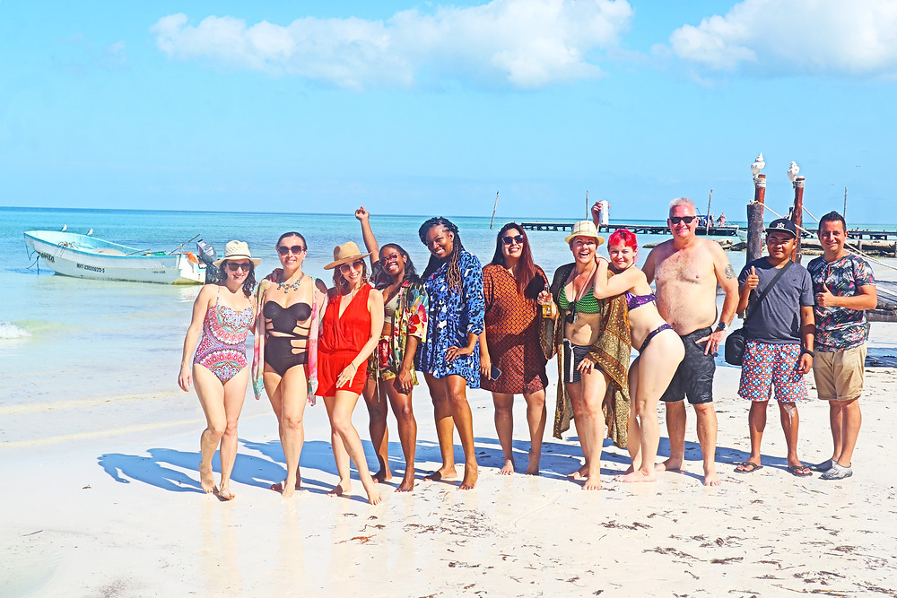 Airbnb Adventure: Holbox Island and Yucatan with Community Managers