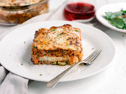 Ratatoulle Lasagna