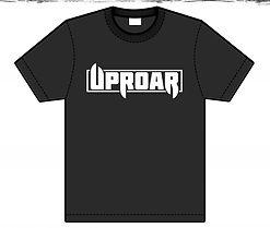 tshirt band merch merchandise uproar