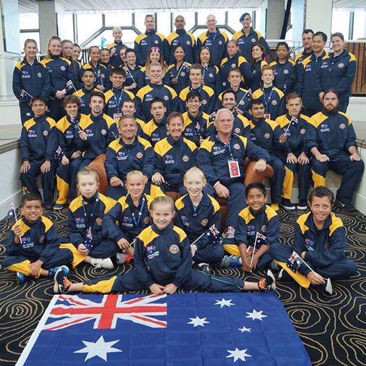 Australian Taekwondo Team, USMA Taekwondo