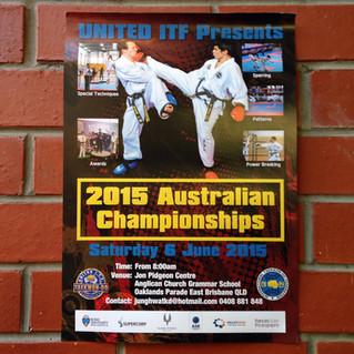 United ITF Australian Championships 2015
