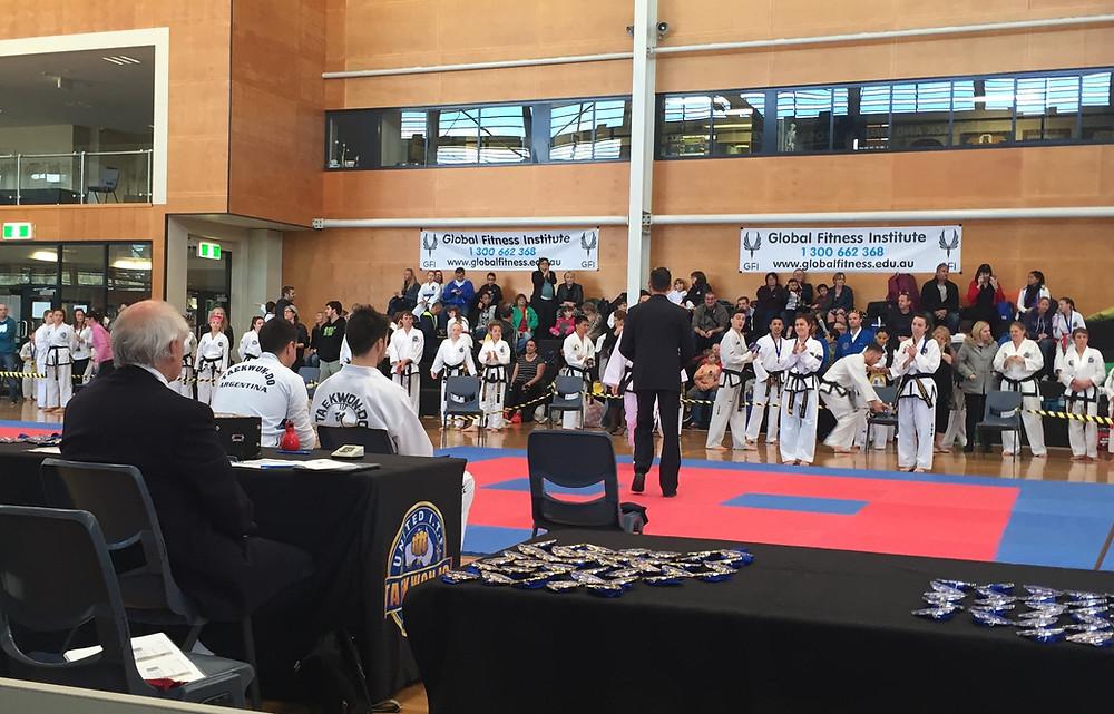 ©USMA_Taekwondo_