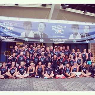 ITF World Championships, Rome