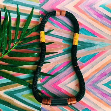 Urban Collars Jewelry - Industrial Collar