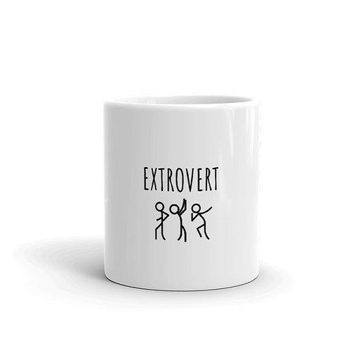 Extrovert Mug