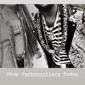 Urban Collars Textile Jewelry