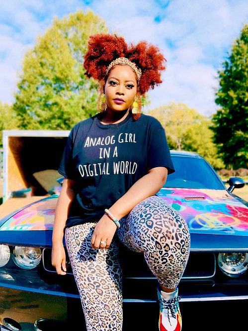 Analog Girl T-Shirt
