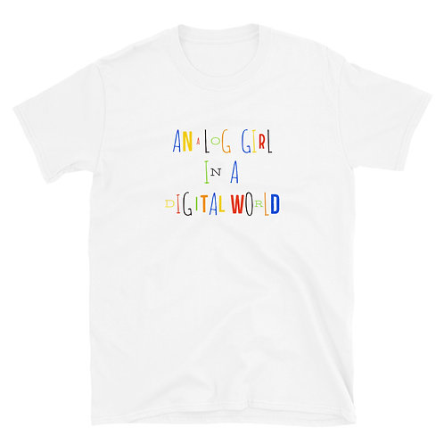 Analog Girl T-Shirt