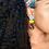 Thumbnail: Mosaic Earrings