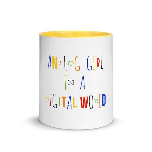 Analog Girl Mug