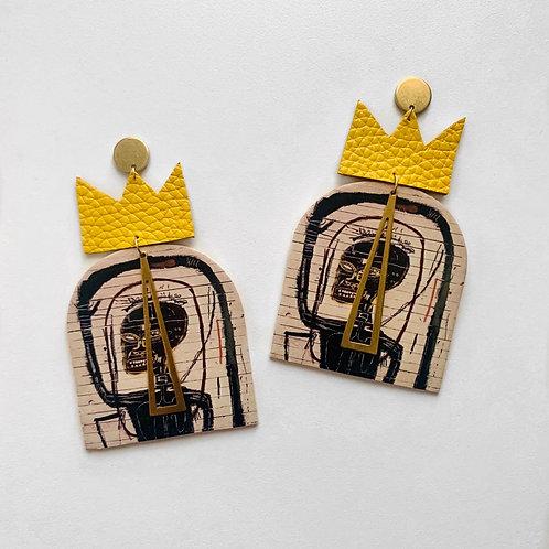 Basquiat 'Flexible' Earrings