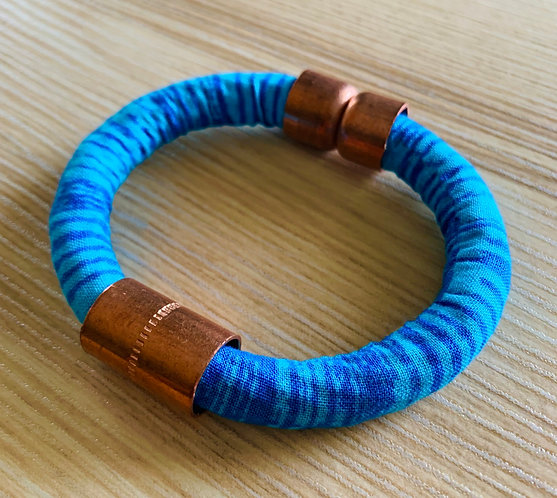 Electric Blue Cuff