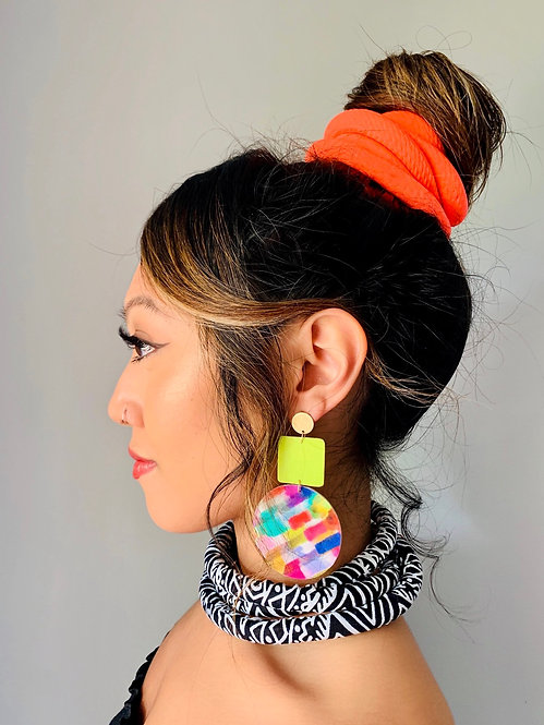 Prismatic Earrings