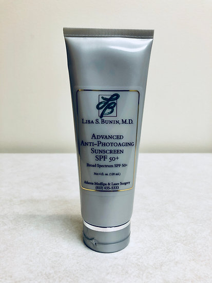 Advanced Anti-Photoaging Sunscreen  (4 oz.)