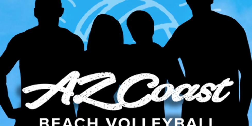 Co-ed 4s Beach Bash