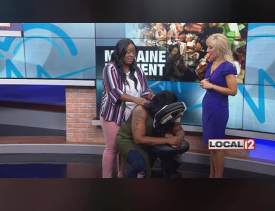 Head and Migraine Awareness Month - segment on what's happening in health with Liz Bonnis, local