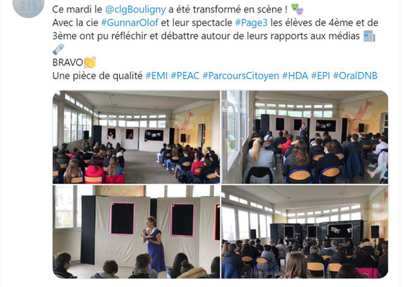 18 mai 21 - Collège Pierre et Marie Curie - Bouligny - 58