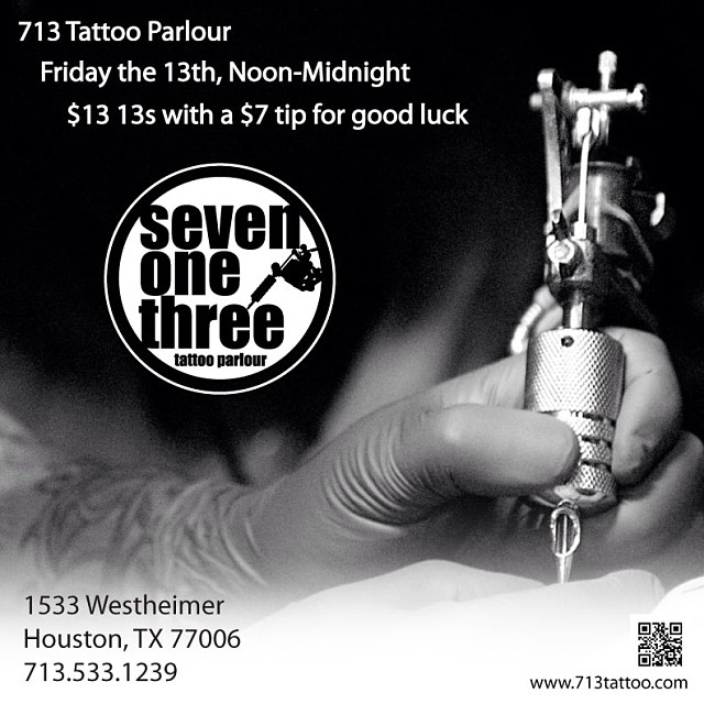 713 tattoo ad