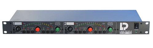 Mic-Amp F355-A (Class-A Eingänge)