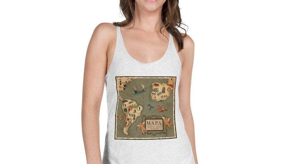 Camiseta Mujer Racerback Tank