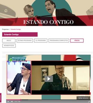 Cristian Larrosa - Estando Contigo CCTV