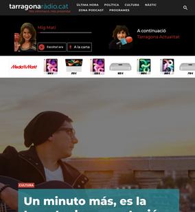 Cristian Larrosa - Tarragona Radio