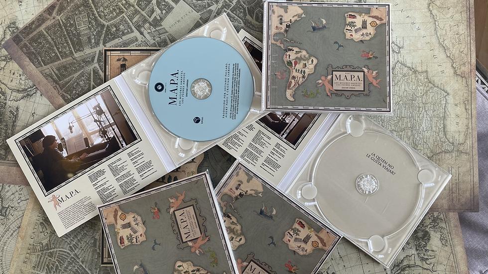 M.A.P.A. - Cristian Larrosa (CD+Vinilo)